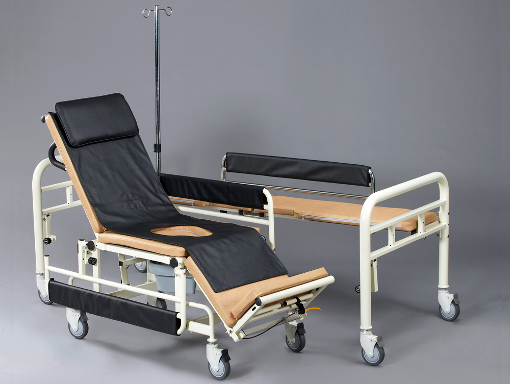 Multifunction Bed Wheel Chair Combo High Quality
